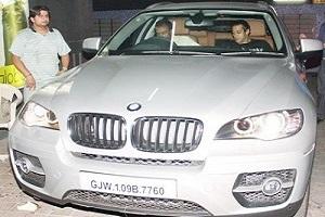 BMW X6 Salman Khan
