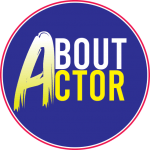 logo icon about actor