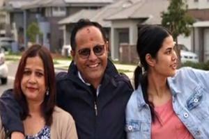 Family Anshika Sharma