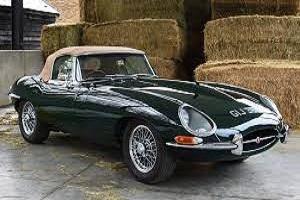 Jaguar Series 1 1967 E-type