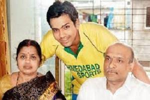 Rohit Sharma Family