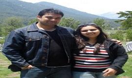Sanjay Dhingra with Bhawna Kohli