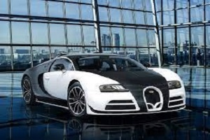 Bugatti Veyron Mansory - $3.4 million