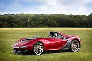 Ferrari Pininfarina Sergio - $3 million