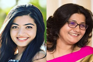 Rashmika Mandanna mother