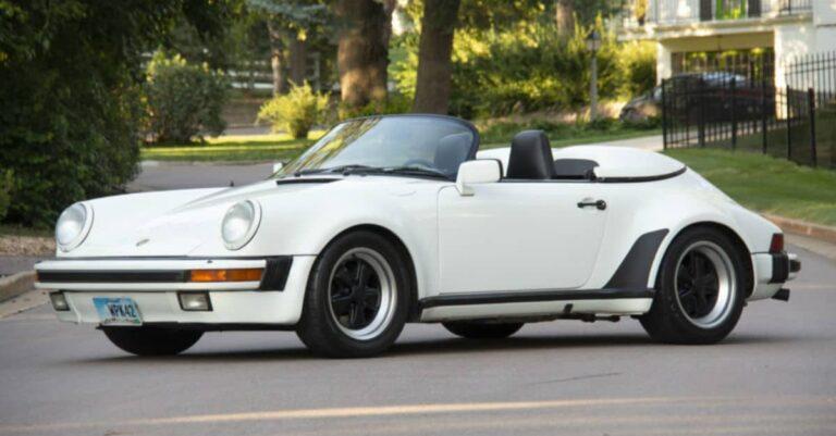 1989-Porsche-911-Speedster-Jerry-Seinfeld