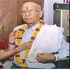 Sundar Pichai Father